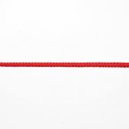 Vrvica, bombažna, 5mm, 16510-42271, rdeča