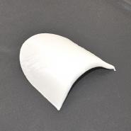 Ramenske blazinice, 17388-1, bela