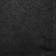 Umetno usnje, oblačilno, 17407-901, črna