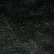 Krzno, umetno, kratkodlako, 17289-5, črno zelena
