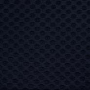 Pletivo, žakard, pike, 17281-008, modra