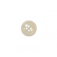 Gumb, kostimski, 20mm, 4839-3, smetana