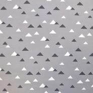 Jersey, bombaž, geometrijski, 17472-001