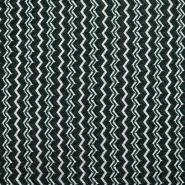 Pletivo, cik cak, 17479-12, zelena