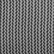 Pletivo, cik cak, 17479-13, siva