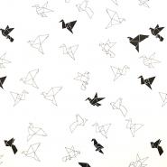 Jersey, bombaž, origami, 17498-012