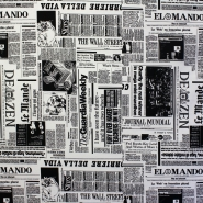 Deco, print, newspaper, 5580