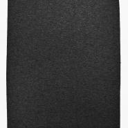 Bündchen, einfarbig, 17506-21, schwarz