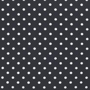 Jersey, bombaž, pike, 17132-0804, temno siva
