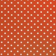 Jersey, bombaž, pike, 17132-088, oranžna
