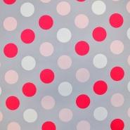 Softshell, velur, 17513-3002, sivo roza - Svet metraže