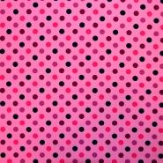 Jersey, bombaž, pike, 17533-013, roza