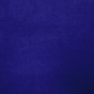 Pliš bombažen, 13348-106, modra