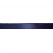 Trak, saten, 10mm, 15458-1173, temno modra