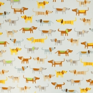 Deko, tisak, životinjski, 17586-01