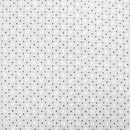 Bombaž, rišelje, pike, 17609-050, bela