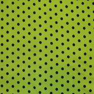 Jersey, bombaž, pike, 17620-023, zelena
