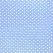 Jersey, bombaž, pike, 17621-002, modra