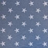 Prevešanka, zvezde, 17623-006, modra
