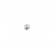 Glöckchen, 13mm, 17639-10082, silbern