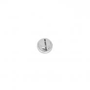 Glöckchen, 20mm, 17640-10080, silbern