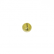 Glöckchen, 20mm, 17640-10081, golden