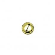 Glöckchen, 25mm, 17641-10079, golden