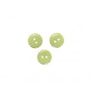 Gumb, crte, 176450-43270, zelena