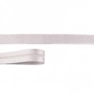 Obrobni trak, skaj, 17652-43101, srebrna