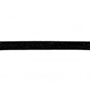 Trak, bleščice, 17654-40865, črna