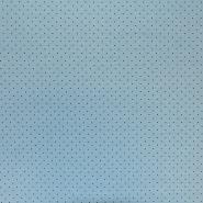 Jersey, bombaž, pike, 17656-60680, modra