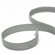 Klettband, 20 mm, 16914-311, grau