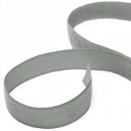 Klettband, 30mm, 17020-311, grau