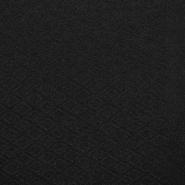 Pletivo, žakard, 17670-5001, črna