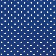 Jersey, bombaž, pike, 17132-5027, modra
