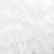 Krzno, umetno, dolgodlako, 17695-5003, bela