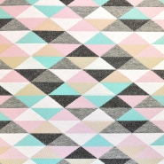 Deko žakard, geometrijski, 17714-1