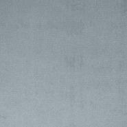Deko, Samt Melon, 17021-703, grau