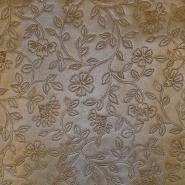 Umetno usnje Madelina, 17718-360, zlato rjava