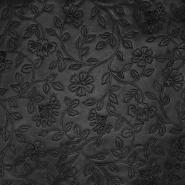 Umetno usnje Madelina, 17718-901, črna