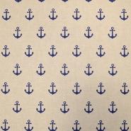 Deko, tisk, morski, 15188-183