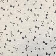Pletivo, kosmateno, geometrijski, 17834-999