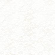 Čipka, elastična, 17830-020, smetana