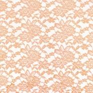 Čipka, elastična, 17830-091, marelica