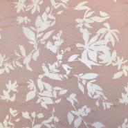 Jersey, cvetlični, 17839-092, alt roza
