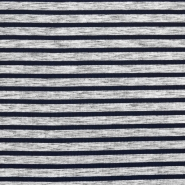 Wirkware, gerippt, Streifen, 17836-600, blau