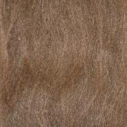 Krzno, umetno, dolgodlako, 17843-33, rjava