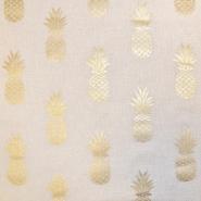 Deko, tisk, sadje, 17844-02