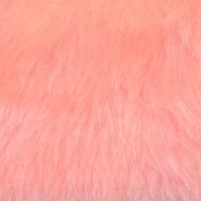 Krzno, umetno, 17843-65, roza