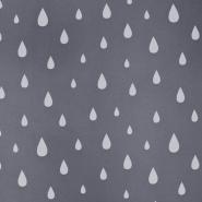 Softshell, velur, kapljice, 17846-061, siva